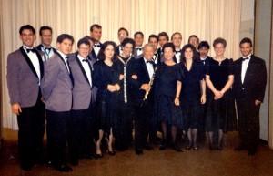 Velvet-Tanzorchester mit Hugo Strasser